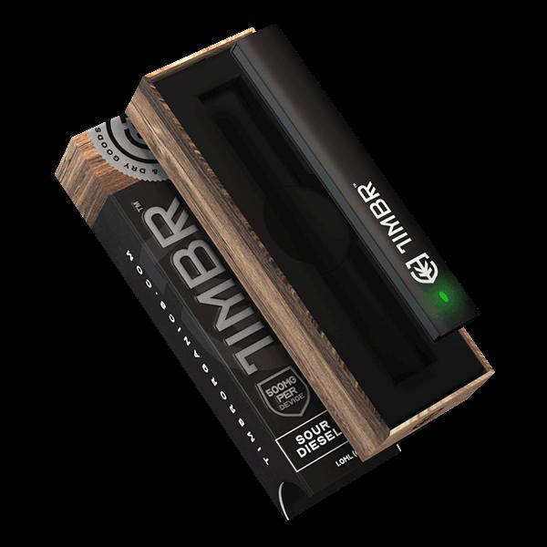 Timbr Organics Hemp Disposable CBD Pen