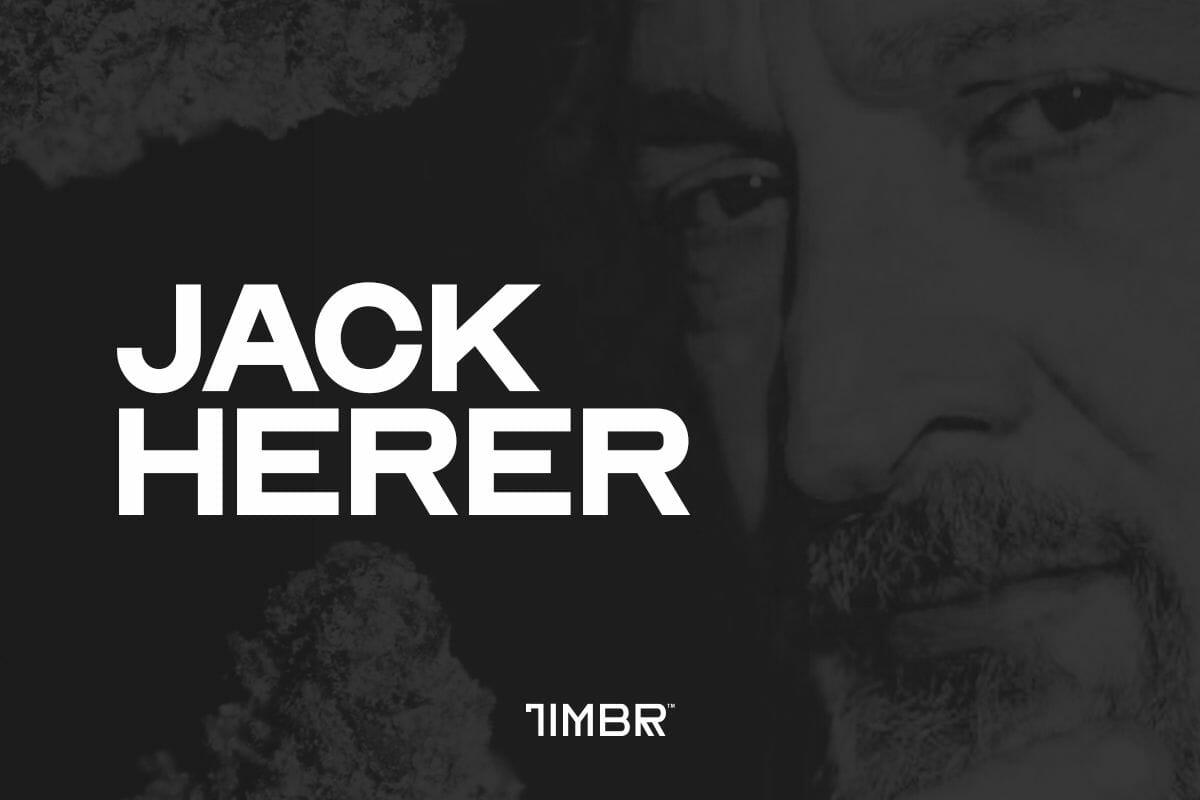Jack Herer CBD Flower Strain | TimbrOrganics.com