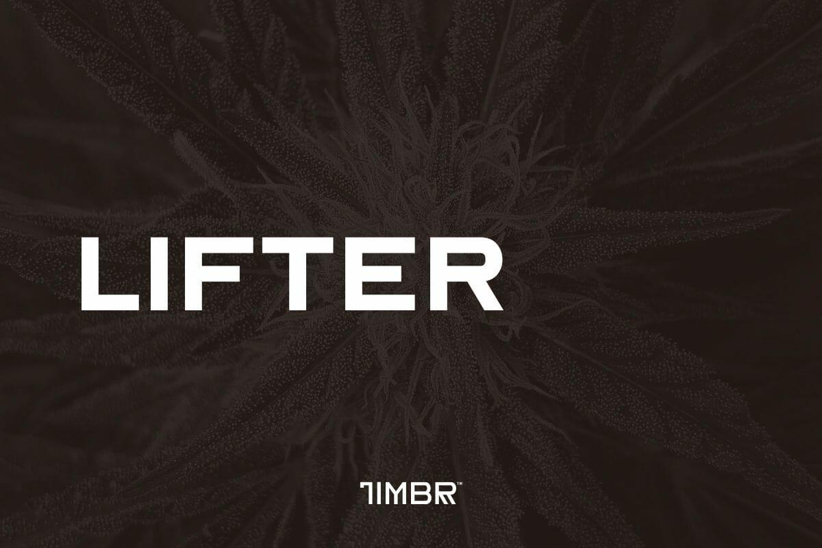 Lifter CBD Strain | TimbrOrganics.com