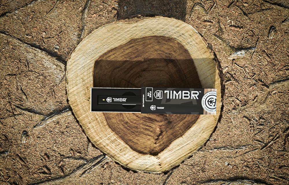 TIMBR Organics Disposable CBD Vape Pen